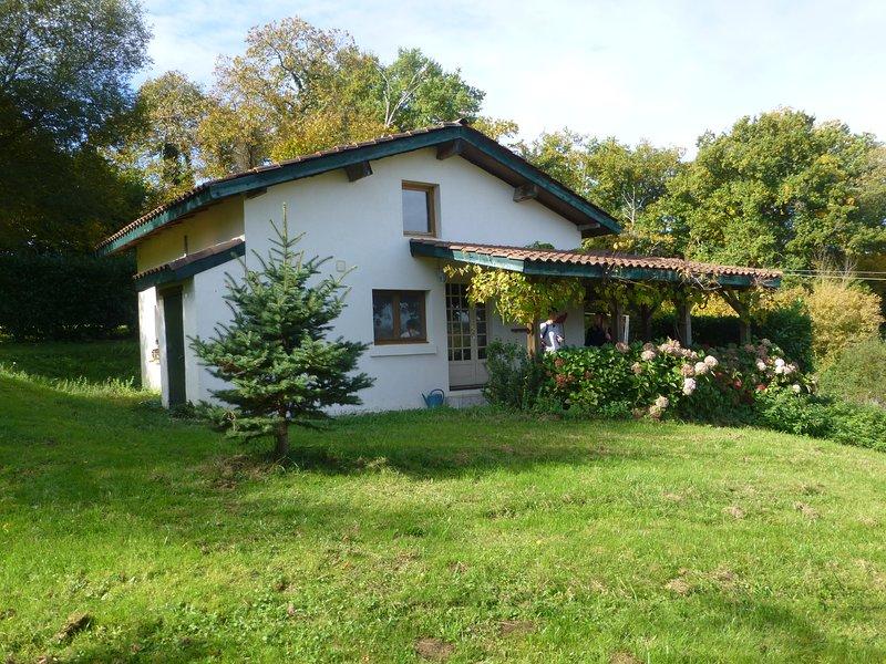 Domaine le Poteau Etoile, holiday rental in Barbotan-les-Bains