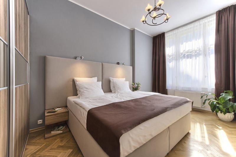Deuxième chambre avec lit double king-size