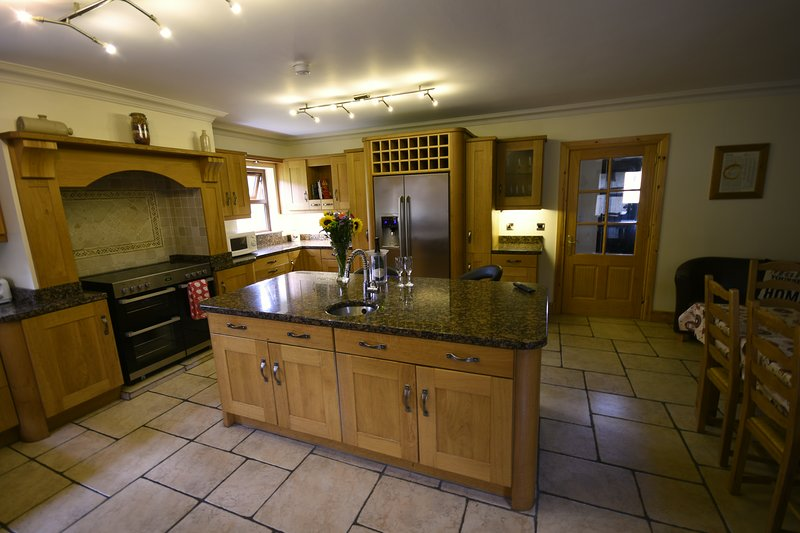 Spelga House, vacation rental in County Down
