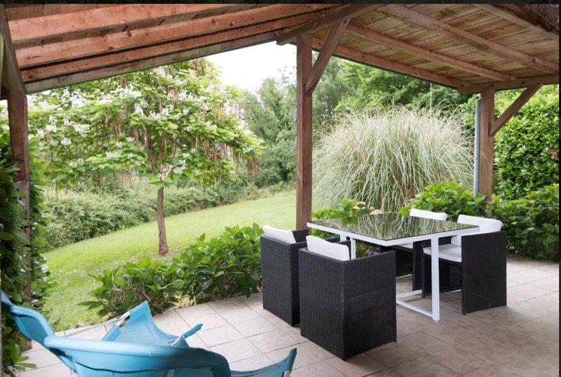 Domaine Le Poteau Hirondelle, holiday rental in Barbotan-les-Bains