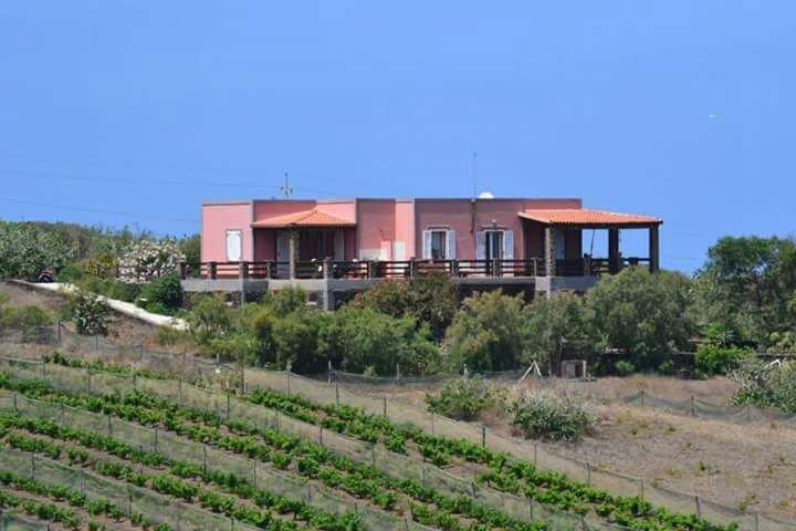 Casa Hermosa, holiday rental in Linosa