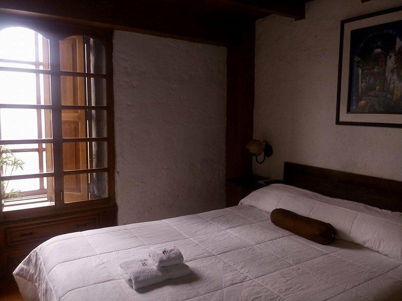 EL MONARCA AREQUIPA / Bedroom #1, alquiler de vacaciones en Arequipa