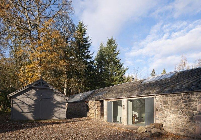 Sawmill Cottage near Perth, location de vacances à Scone