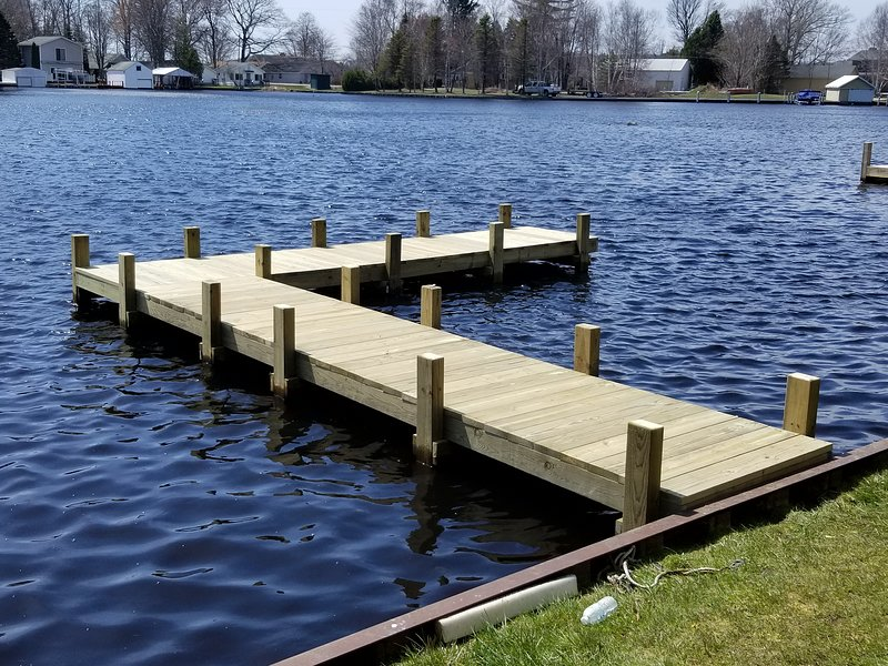 New Dock! May 2018