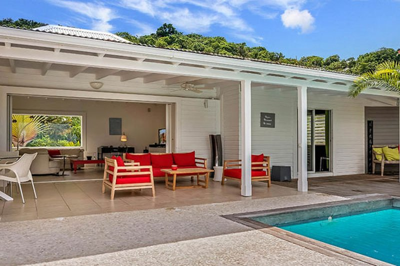 Villa Ylang Ylang | Ocean View - Located in Beautiful Flamands with Private Po, vacation rental in Anse des Flamands