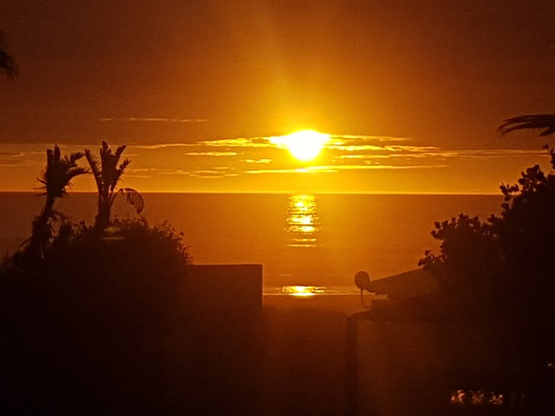 Sunset from Loft