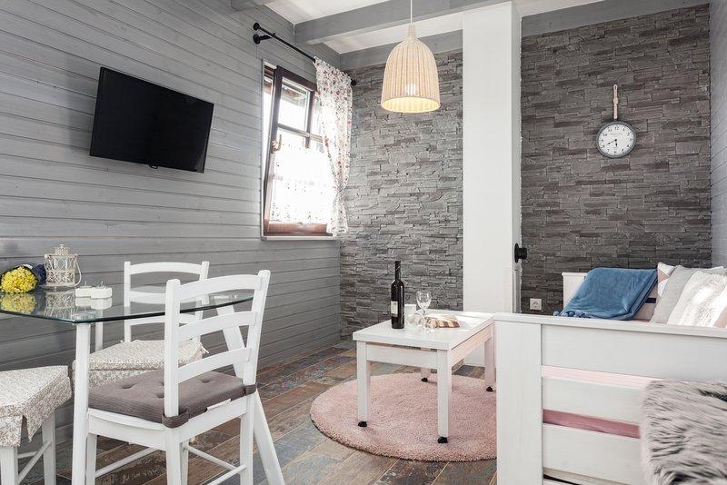 Sala de estar en PISO