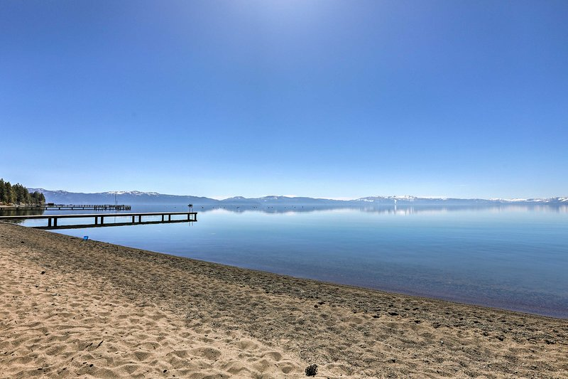 Whether you prefer lakeside living or a winter wonderland, Tahoe City is the place to be!
