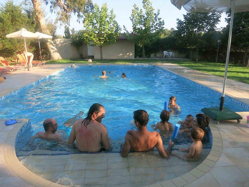 Villa vivere_2, aluguéis de temporada em Moraitika