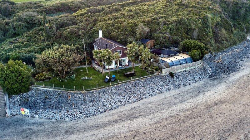 Ferry House vista aérea