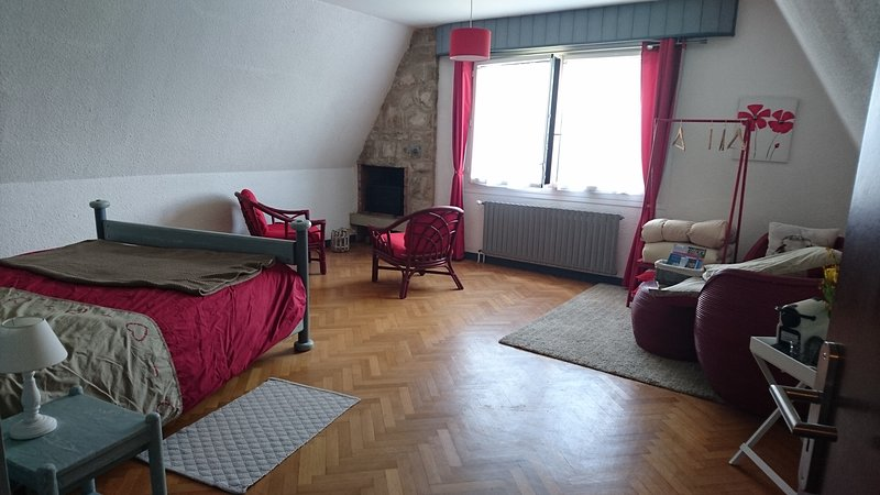 Nice room Spacious view of 25 m2