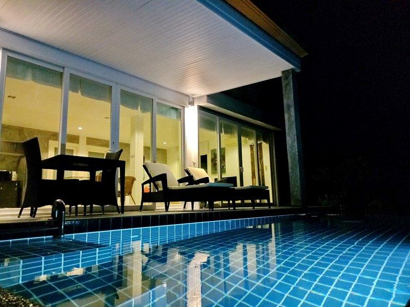 LANTA LAGOON Villa 2 – semesterbostad i Ko Lanta