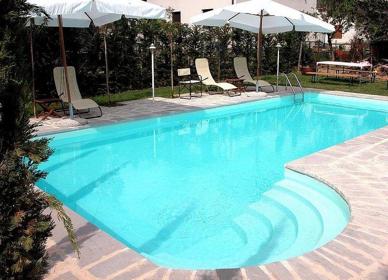 Villa Illiria, Ferienwohnung in Pistrino