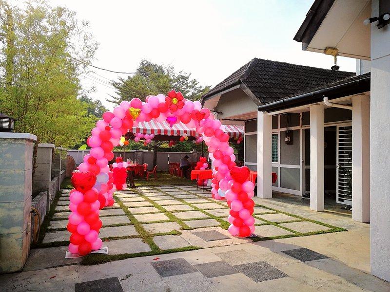 Villa, gathering, retreat, wedding, family, holiday rental in Selangor