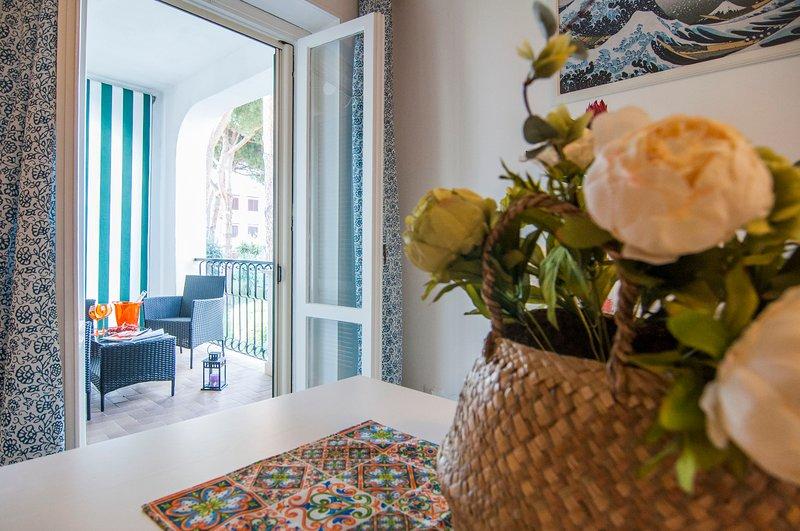 Casa Vacanza Mare Verde, aluguéis de temporada em Sperlonga