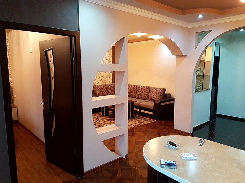 Simple Designed Apartmen in the heart of Yerevan, Designed by HUMAN, vacation rental in Garni