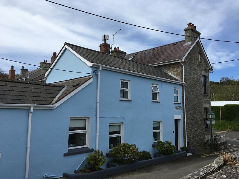 Bwthyn Bach, vacation rental in New Quay