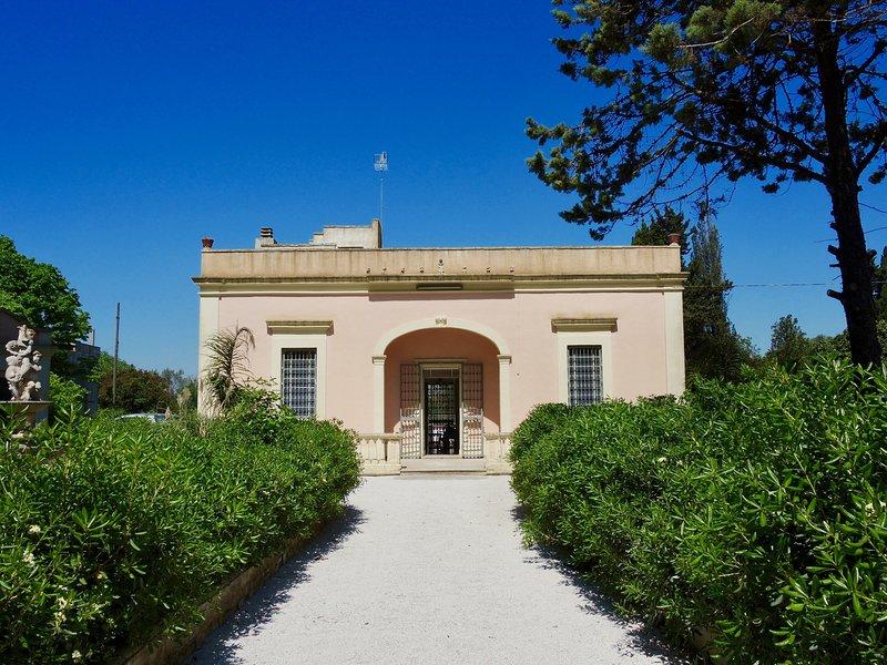 Villa Sofia, location de vacances à Cenate
