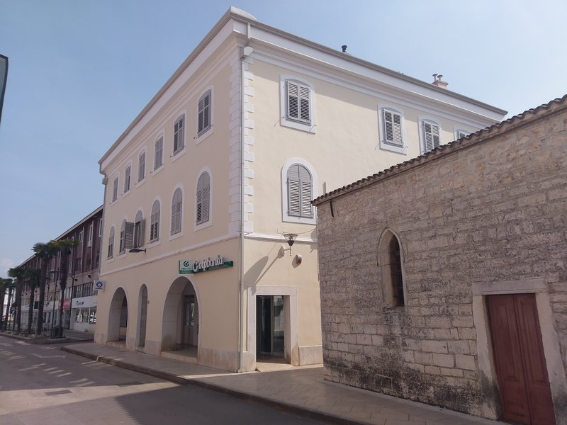 APP E.N.A. in the city center with sea view, casa vacanza a Umag