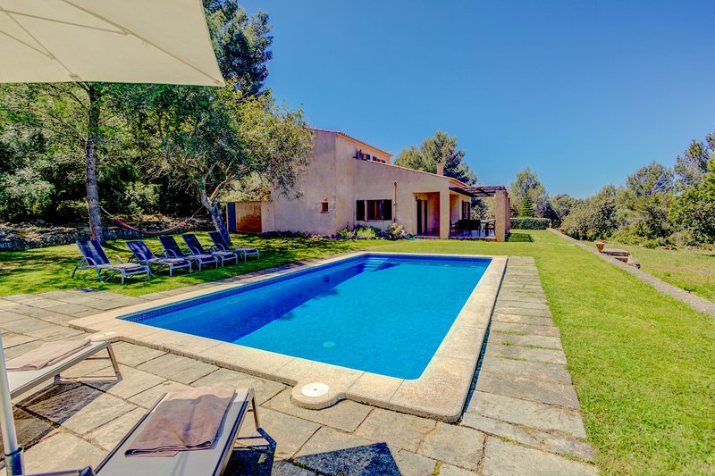 Son Tord, vacation rental in Cala Mesquida