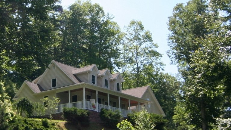 Serenity Now in Valle Crucis, NC.