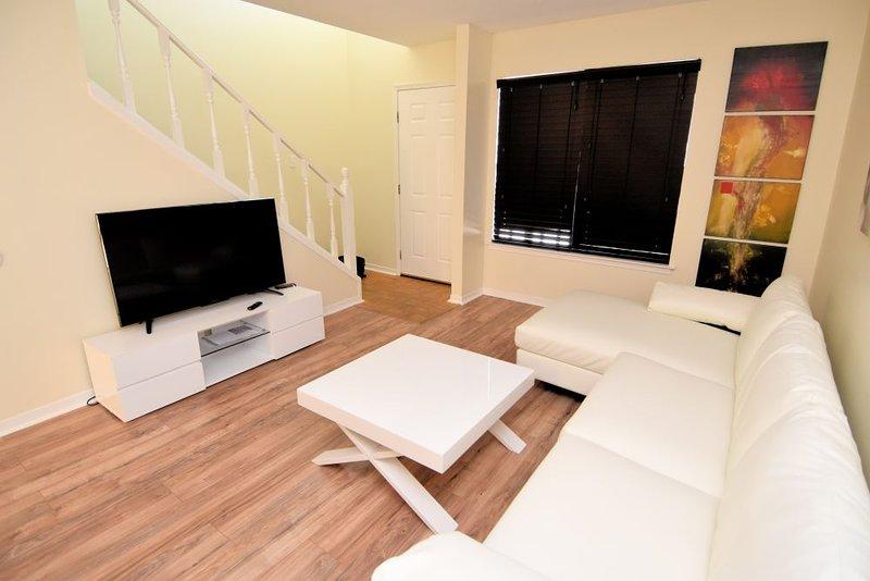 Sala de estar / TV e multimídia