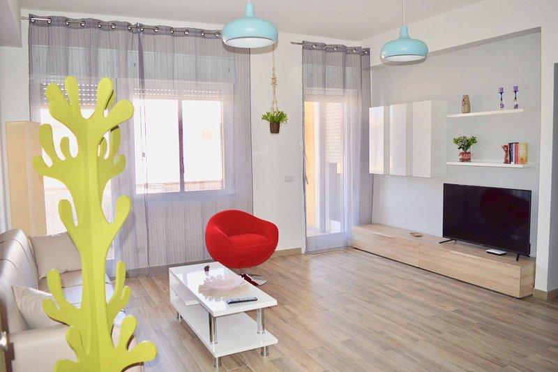 Casa al mare 'La Rizza'-Tonnarella., vacation rental in Falcone