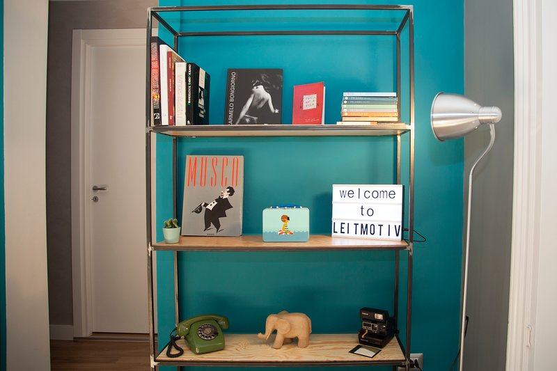 B b leitmotiv updated bedroom private room in catania with