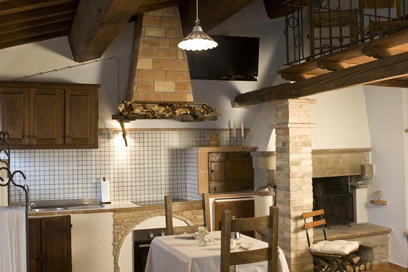 Sassolino, location de vacances à Serravalle di Chienti