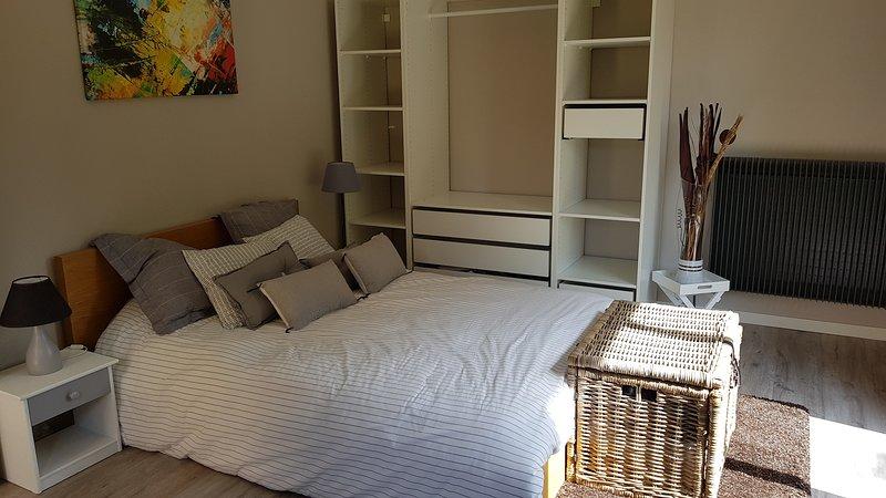 Chambres d'hôtes et nature à Dijon, vacation rental in Chenove