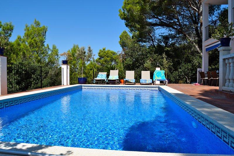 villa singola con piscina privata e giardino-SA PUNTA COSTA BRAVA