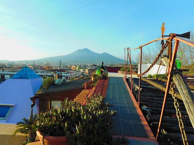 "Sunday Summer Pompeii ""The Pyramid Room"""