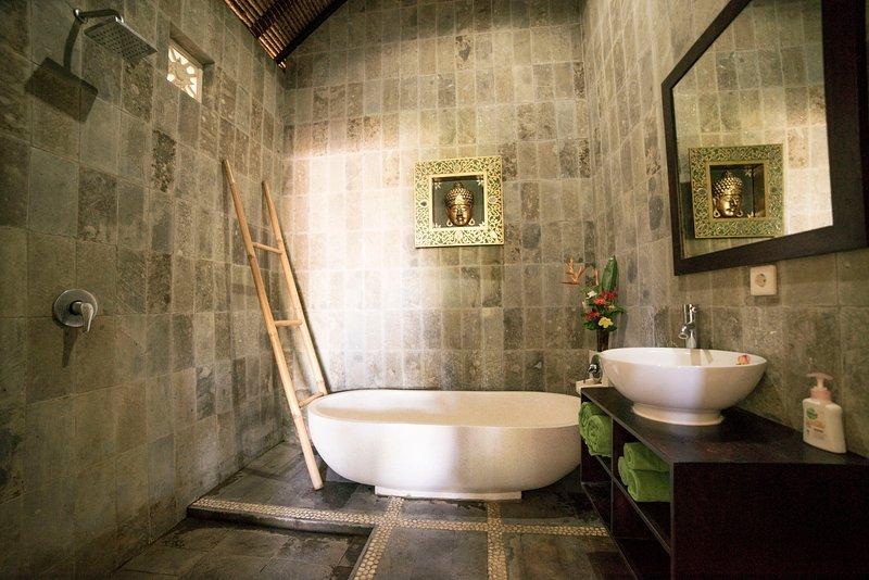 badkamer Bali stijl