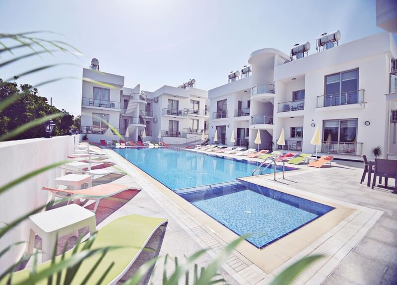Metin Holiday Apartments, vacation rental in Ozankoy
