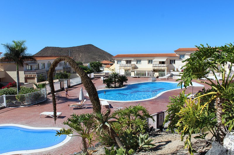 Chayofa, relax & sole in Tenerife Sud, holiday rental in Chayofa