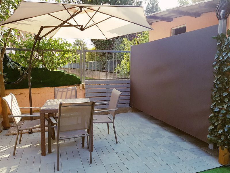 Beautiful apartment with balcony, holiday rental in San Massimo