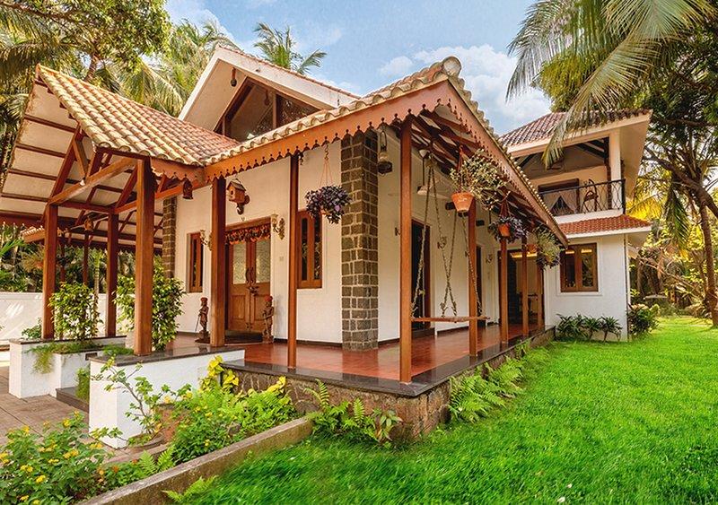 Amaranth Villa by Vista Rooms, vacation rental in Alibaug
