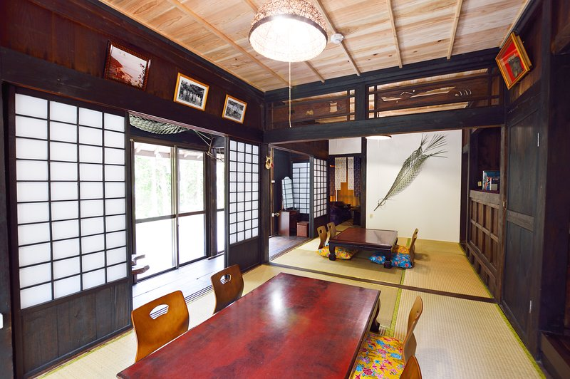 Nerome#01 - YUMBARU HOTELS, Okinawan Traditional House in Yambaru, holiday rental in Nago