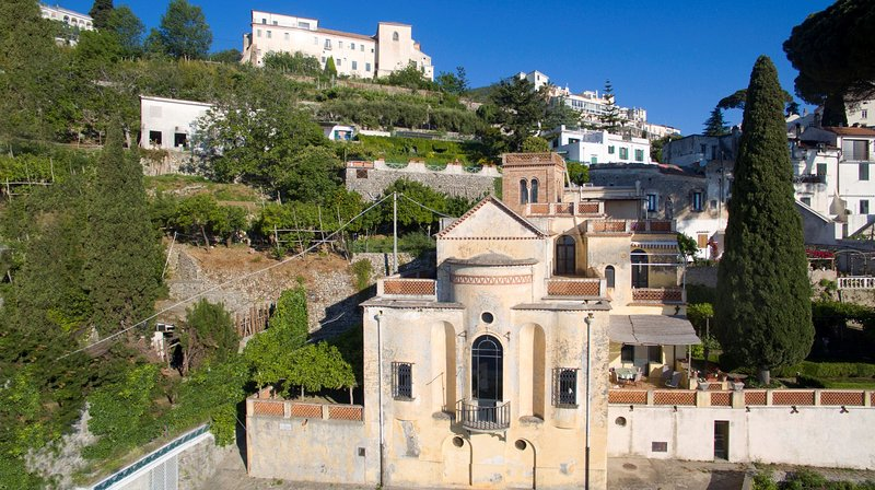villa barluzzi, vakantiewoning in Ravello