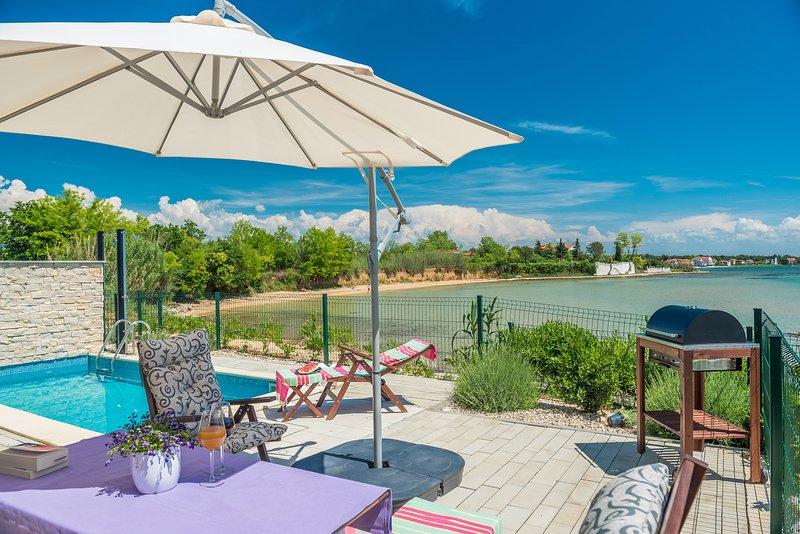 Villa Miri, vacation rental in Privlaka