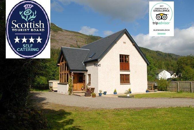 Glenvarloch, holiday rental in Balquhidder