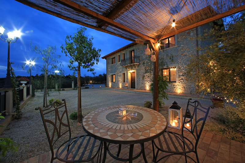 Casale Madeccia, holiday rental in Vallecorsa