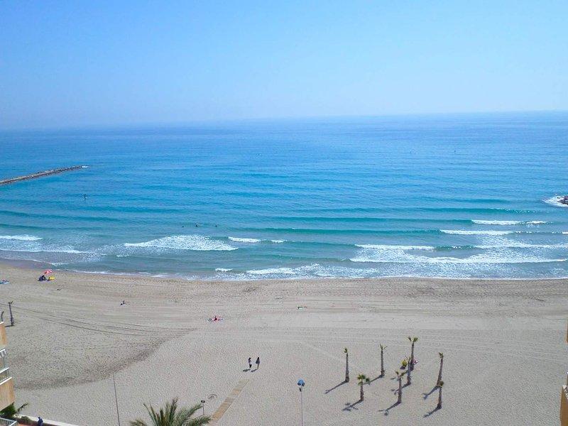 El Campello Beachfront, vacation rental in Campello