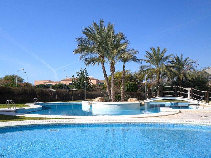 Oasis Pool, vacation rental in Benidoleig