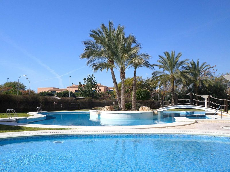 Oasis Pool, vacation rental in Tibi