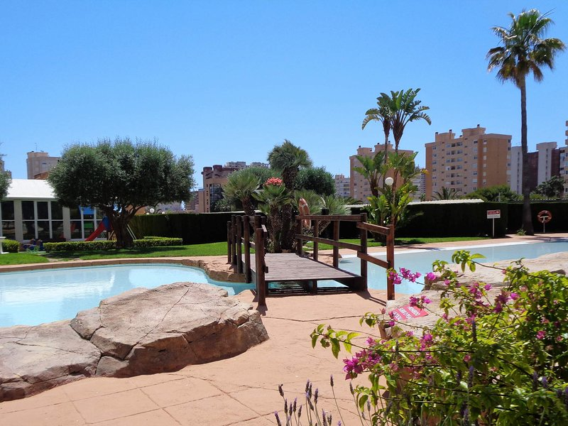 Sun&Jacuzzi, vacation rental in Sant Joan d'Alacant