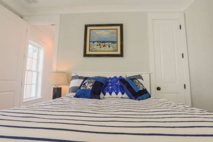 All of the beds in the home will be ready for your arrival with freshly laundered sheets.