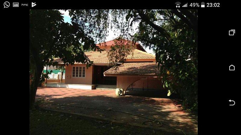 Kalliyattu House – semesterbostad i Palakkad