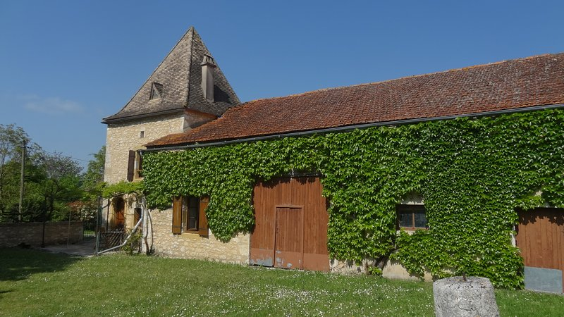 Fonblanque Nord (Monpazier) - Charming Southern Dordogne Farmhouse, holiday rental in Gaugeac