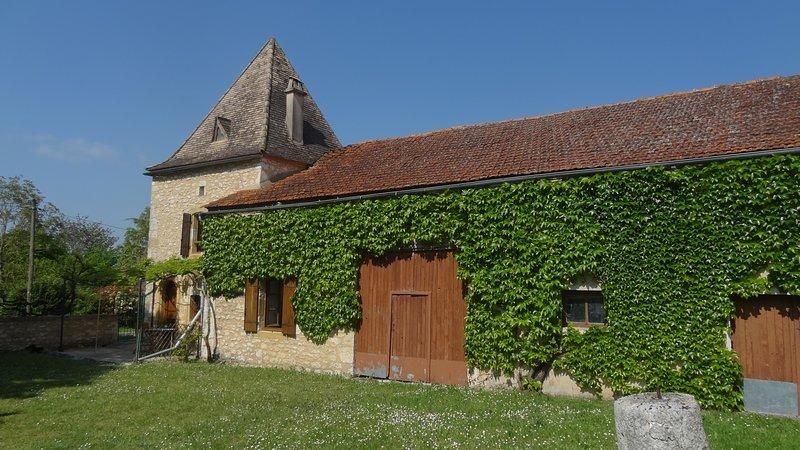 Fonblanque Nord (Monpazier) - Charming Southern Dordogne Farmhouse, aluguéis de temporada em Biron